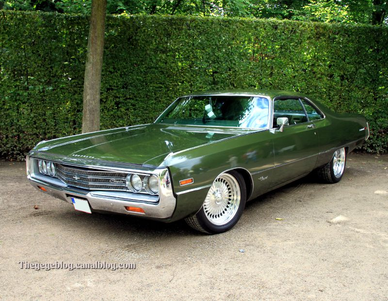1971 Chrysler Newport #6