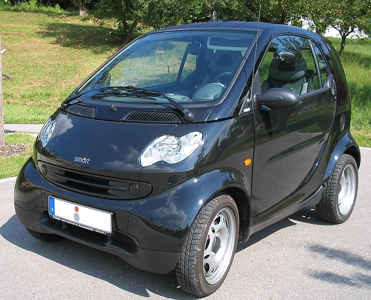 2001 Smart ForFour #5