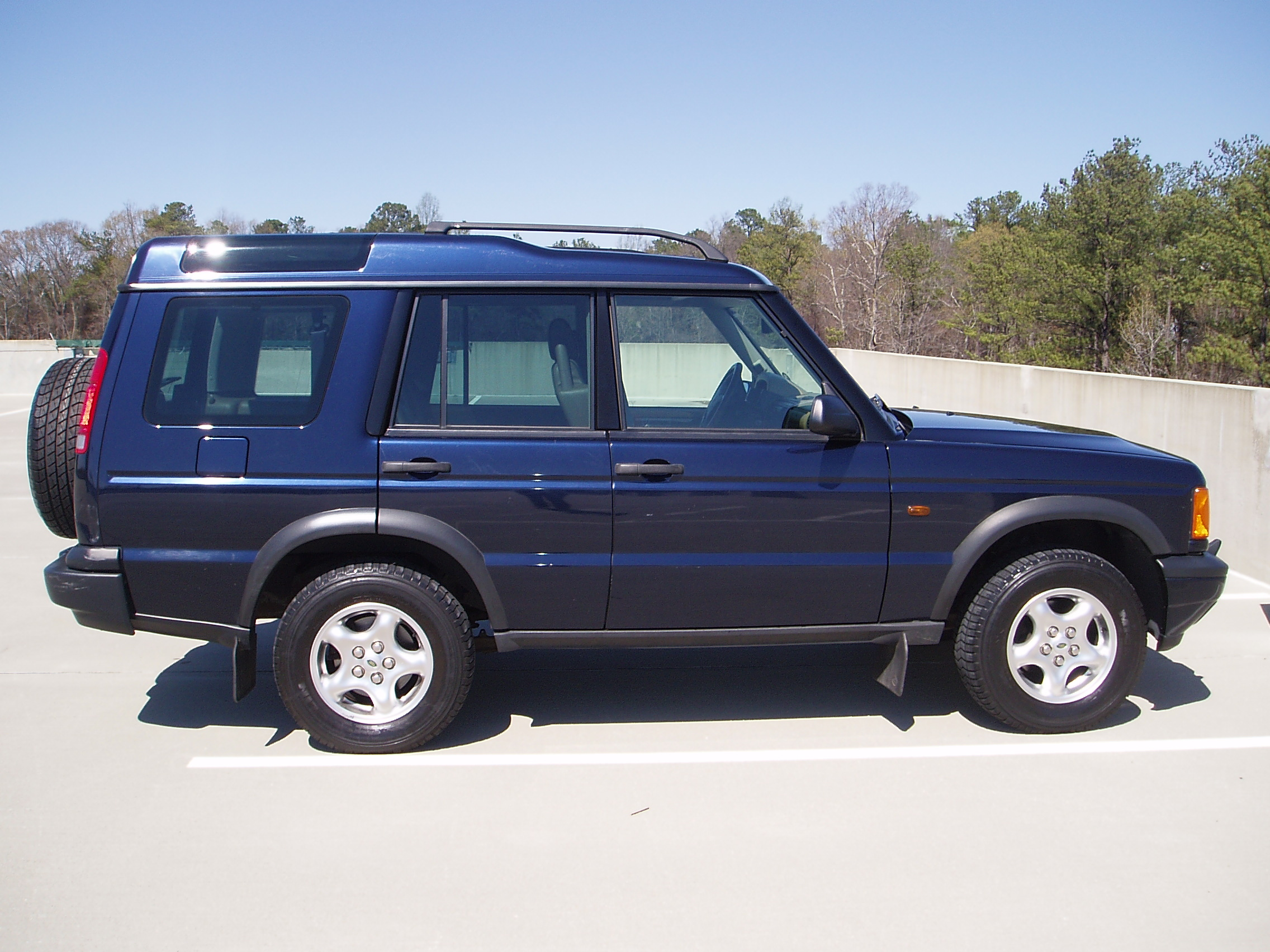 2000 Land Rover Discovery Series Ii #13