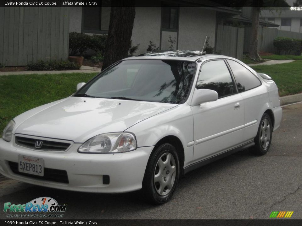 1999 Honda Civic #6