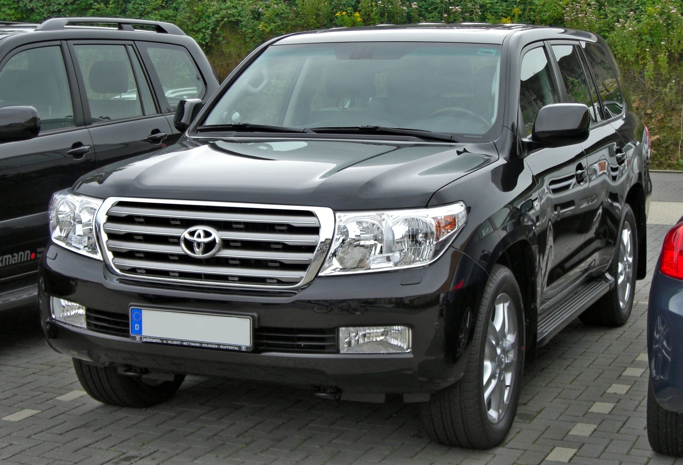2008 Toyota Land Cruiser #13