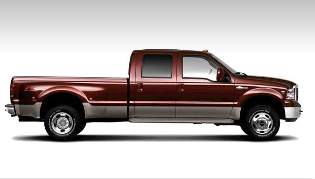 2005 Ford F-350 Super Duty #6