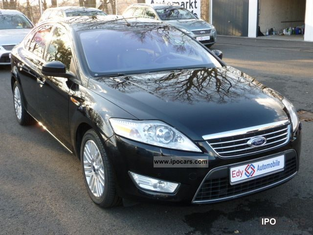 2009 Ford Mondeo #14
