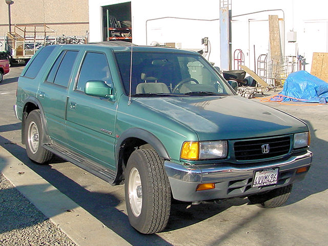 1994 Honda Passport #6