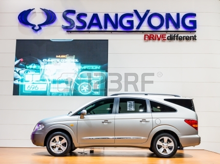 2012 Ssangyong Stavic #11