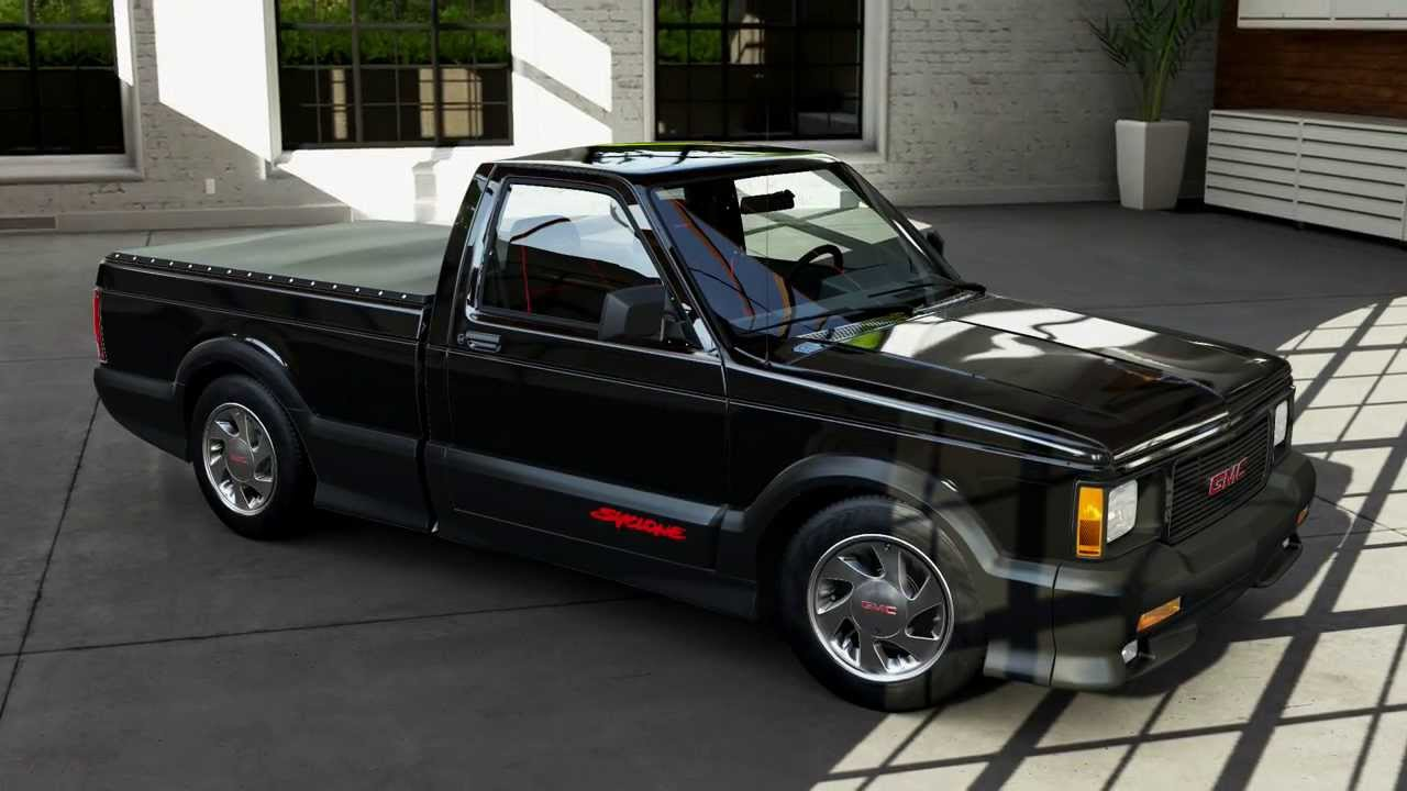 GMC Syclone Photos, Informations, Articles - BestCarMag com