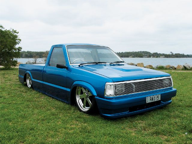 1985 Ford Courier #5