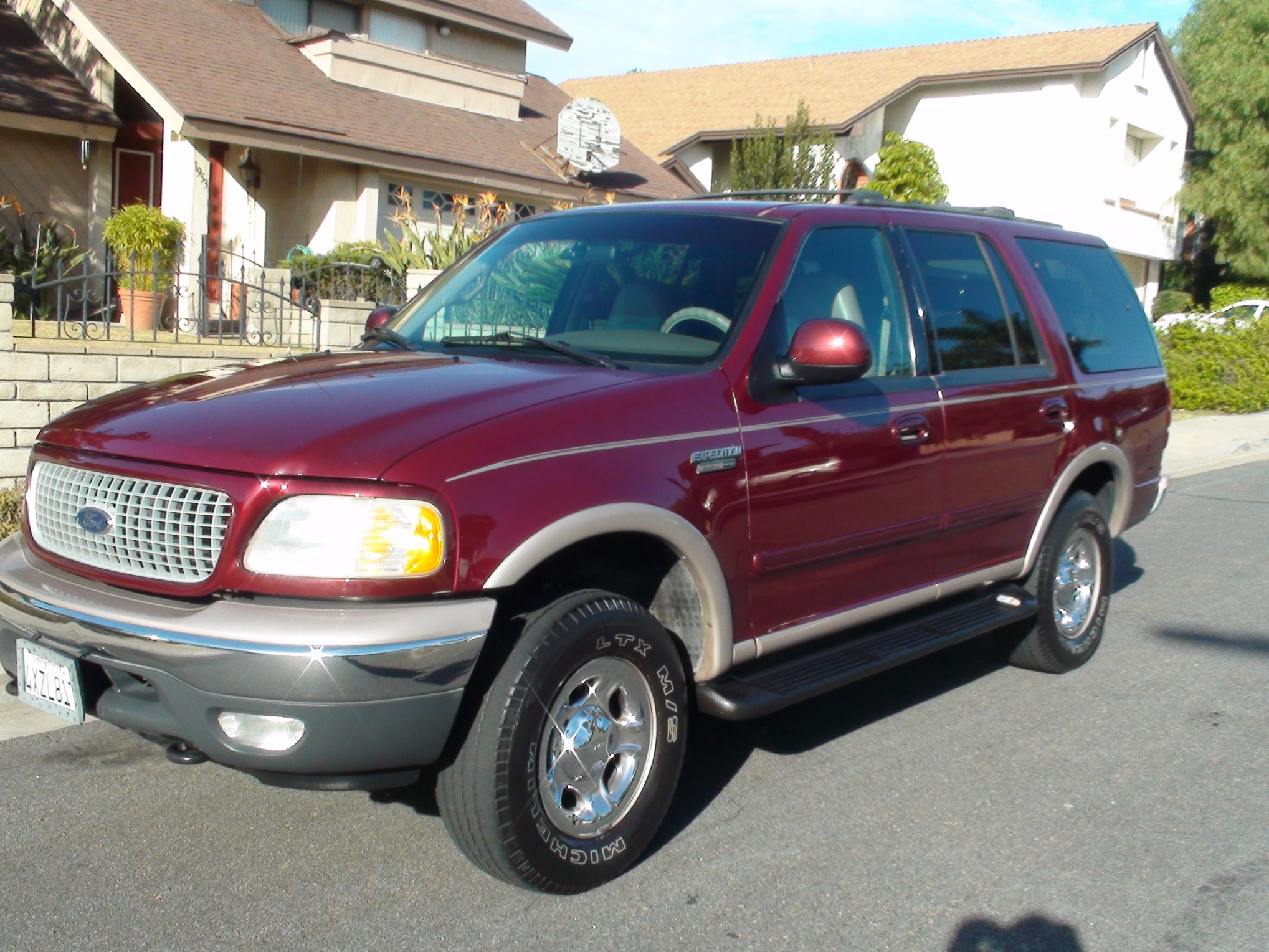 1999 Ford Expedition #12