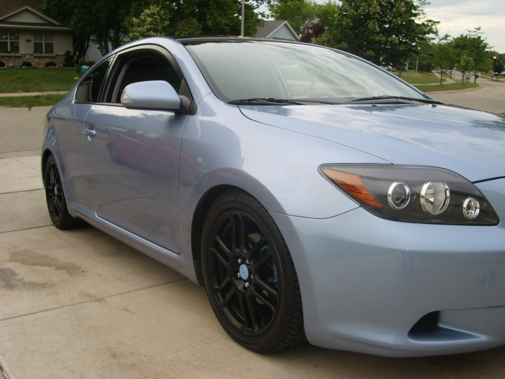 2008 Scion Tc #8