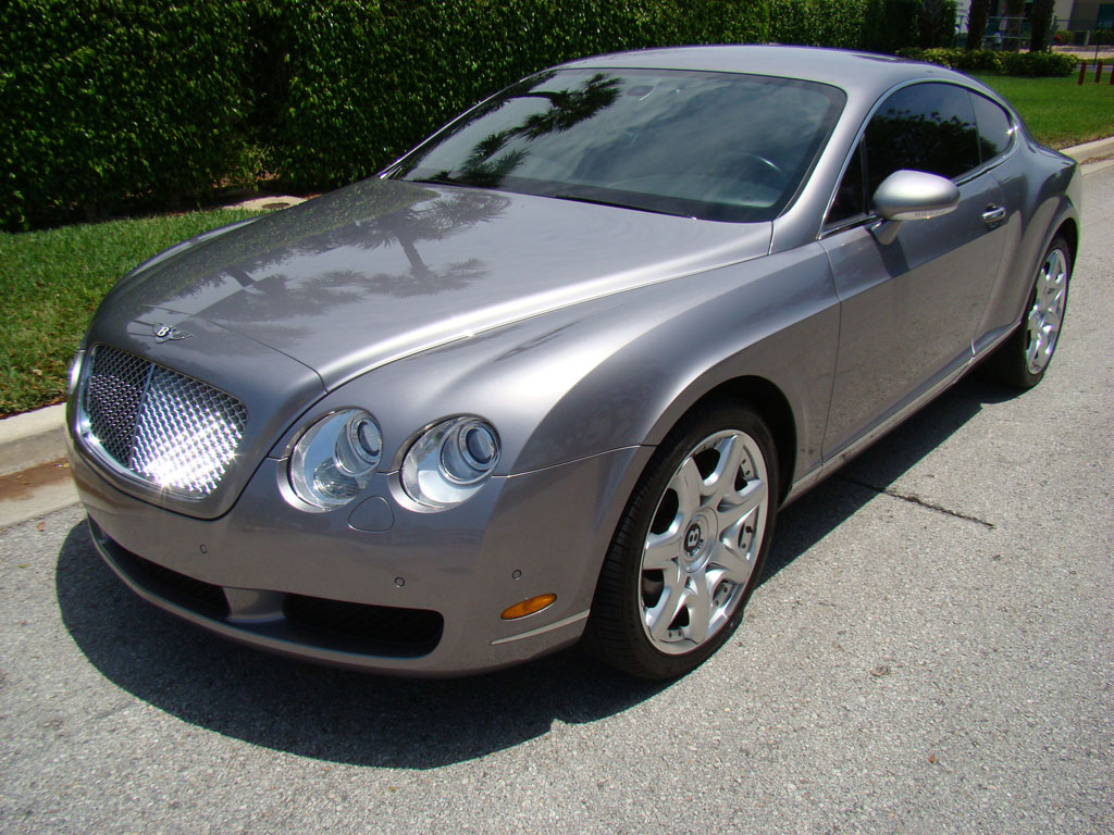 2006 Bentley Continental Gt #5