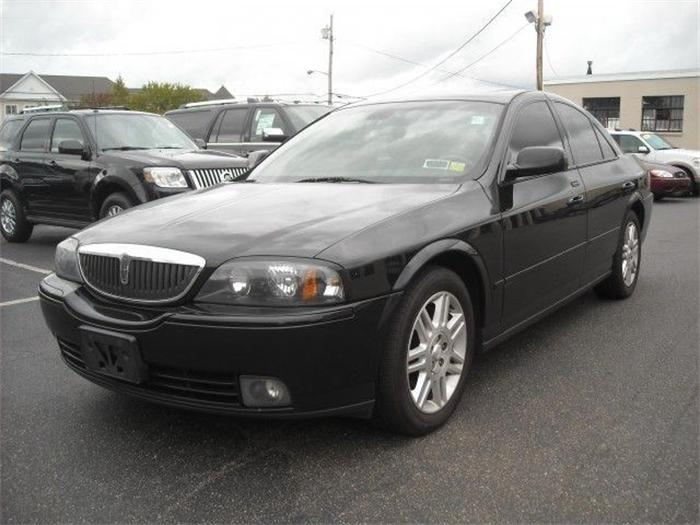 2004 Lincoln Ls #9