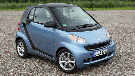 2011 Smart Fortwo #7