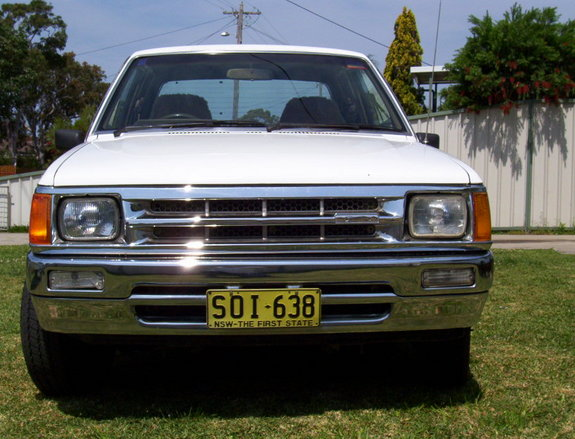 1985 Ford Courier #3