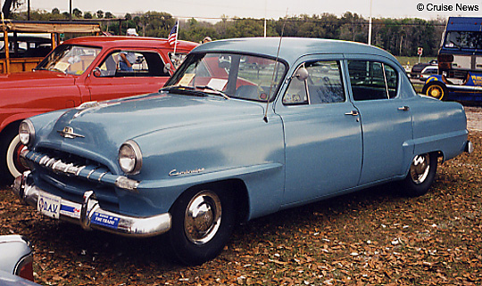 1953 plymouth models