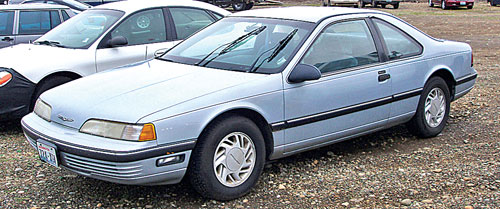 1990 Ford Thunderbird #13