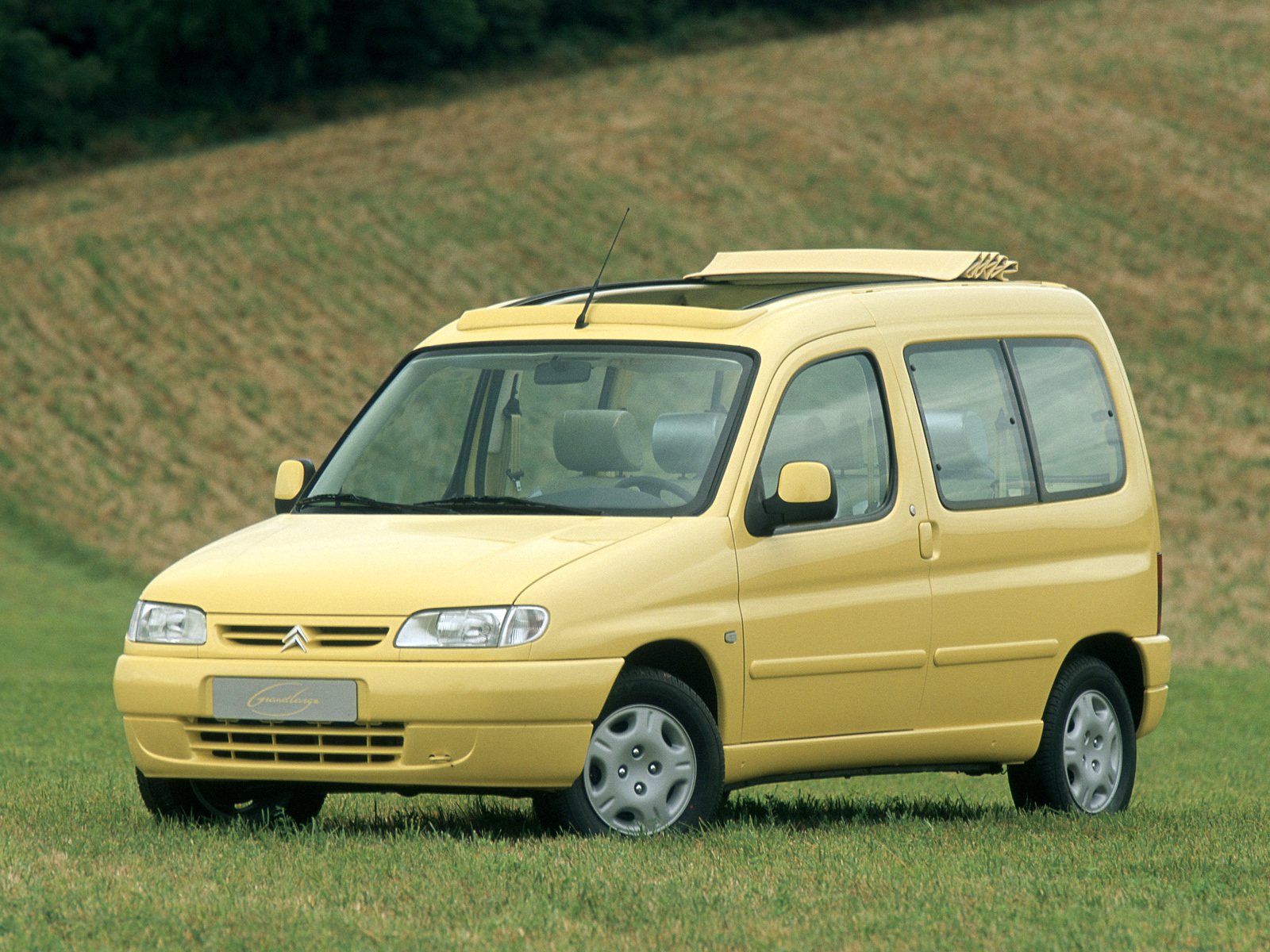 2000 Citroen Berlingo #14