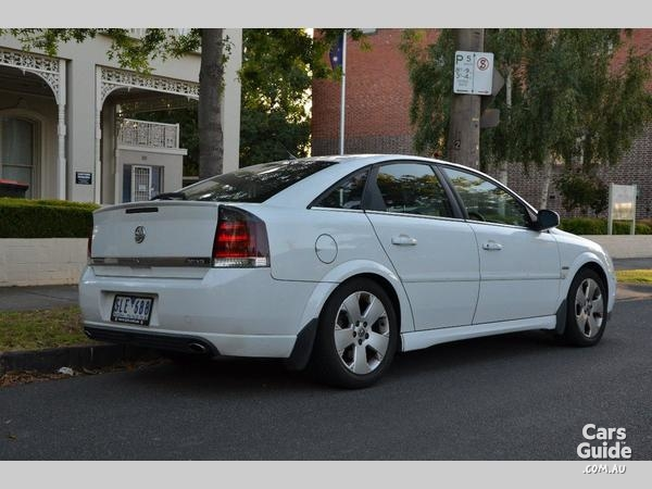 2003 Holden Vectra #6