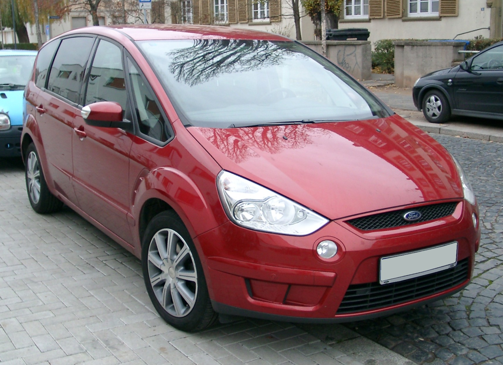 2007 Ford S-Max #13