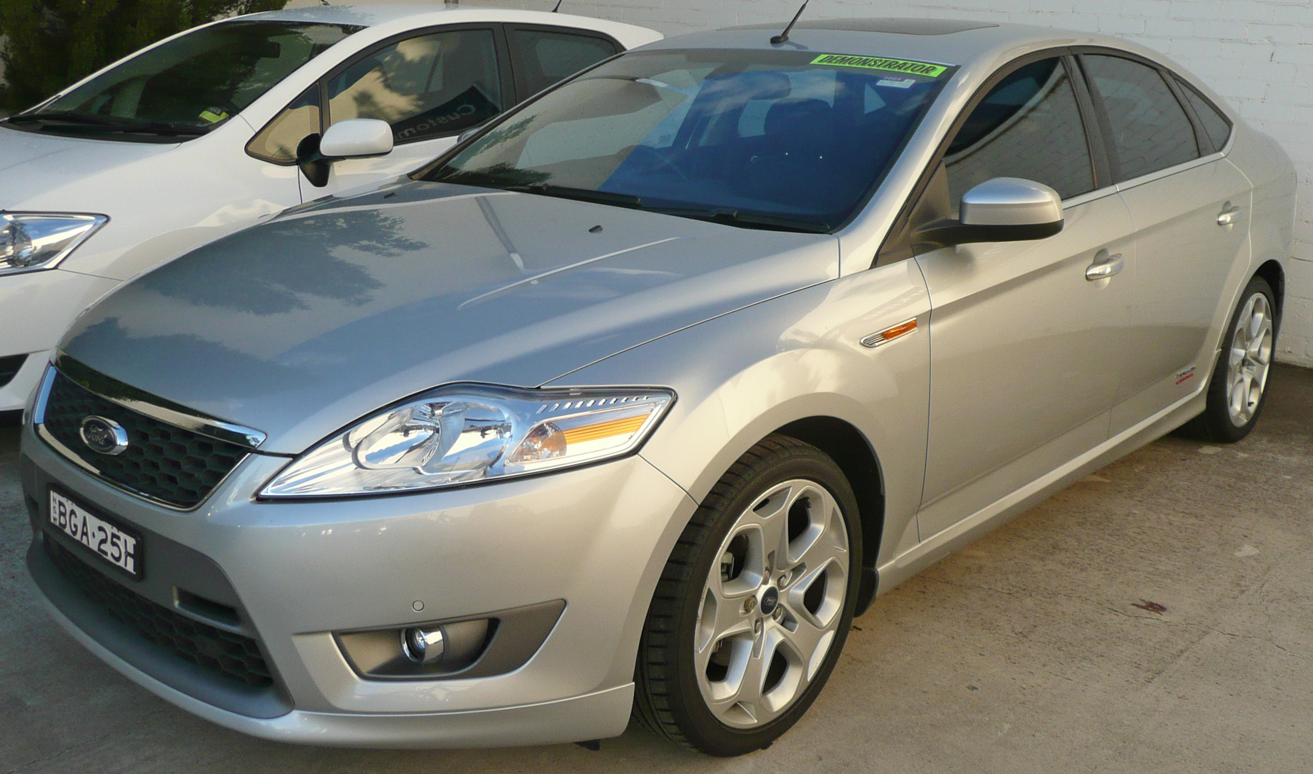 2009 Ford Mondeo #5