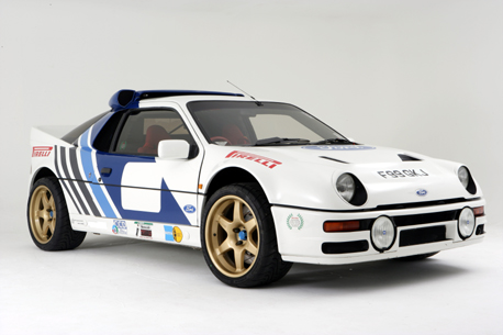Ford RS 200 #9