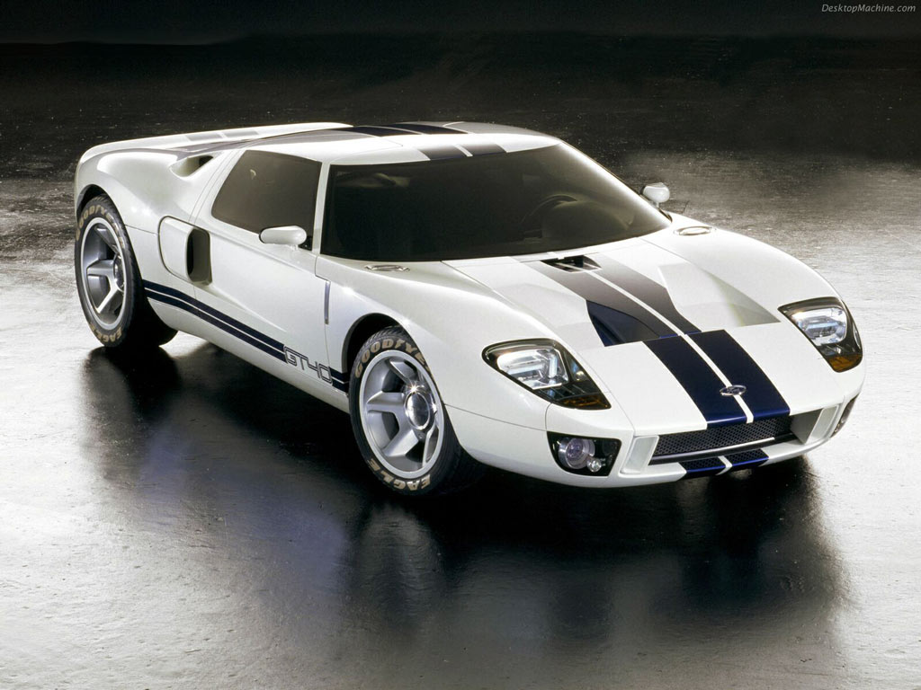 Ford GT 40 #5