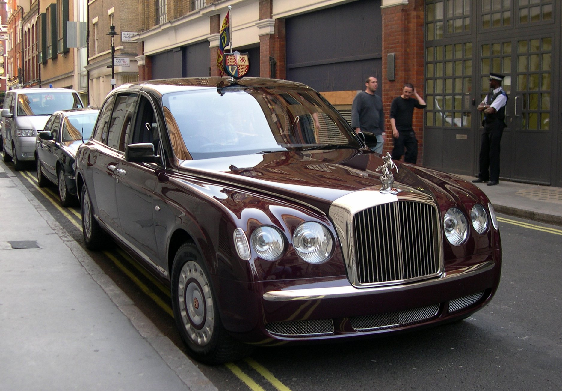 Bentley State Limousine #3