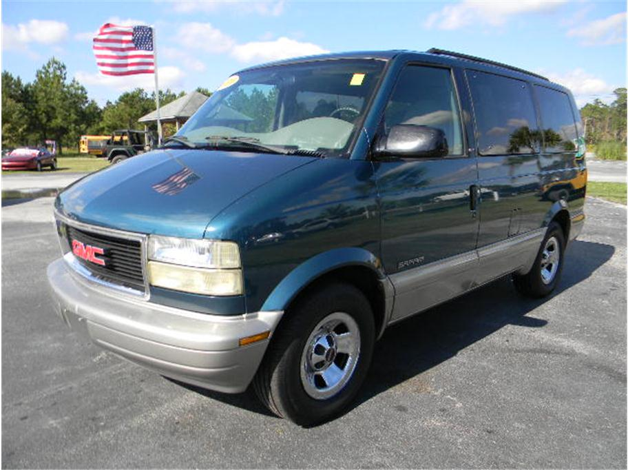 2001 GMC Safari #10