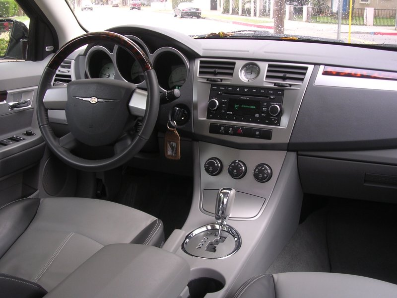 2007 Chrysler Sebring #8