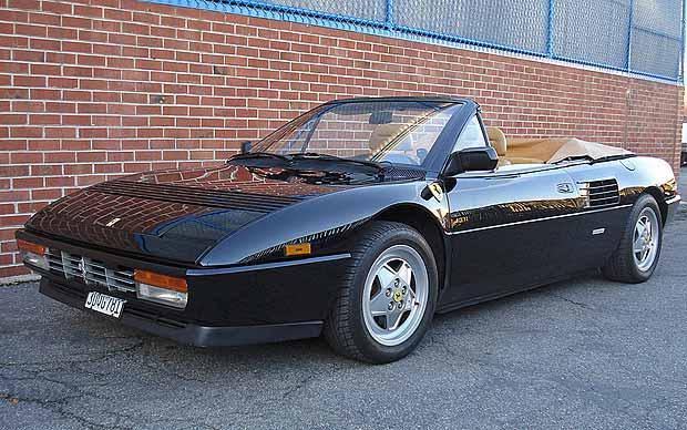 1989 ferrari mondial photos informations articles. Black Bedroom Furniture Sets. Home Design Ideas