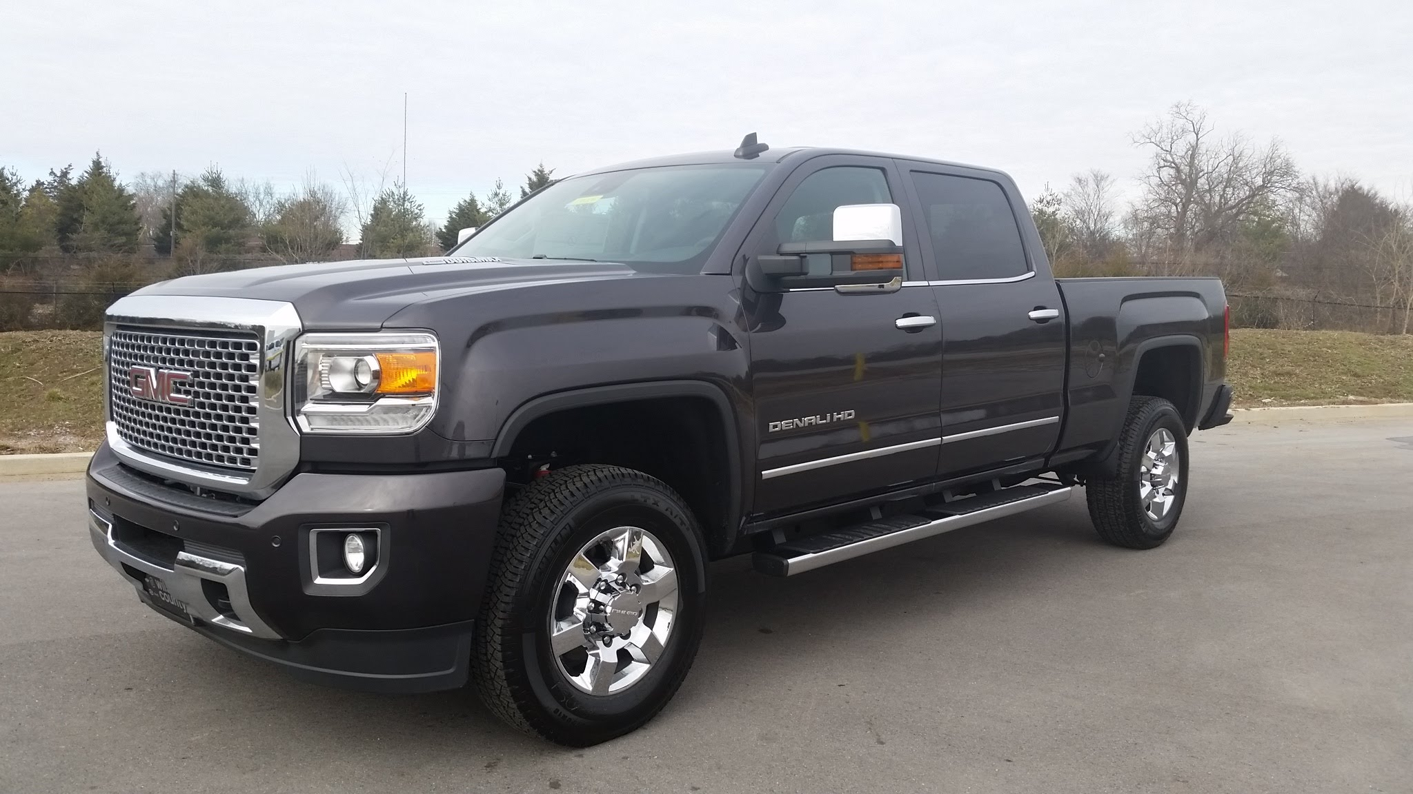 2015 GMC Sierra 3500hd #9
