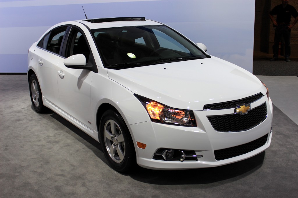 Chevrolet Cruze Photos Informations Articles