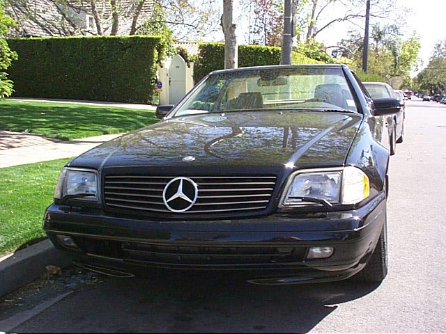 1997 Mercedes-Benz SL #10