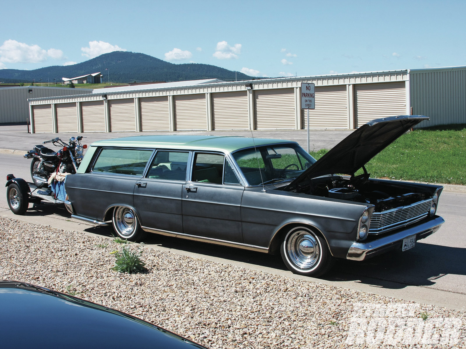 Ford Station Wagon #2