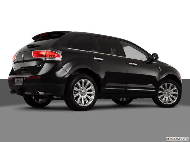 2012 Lincoln Mkx #3