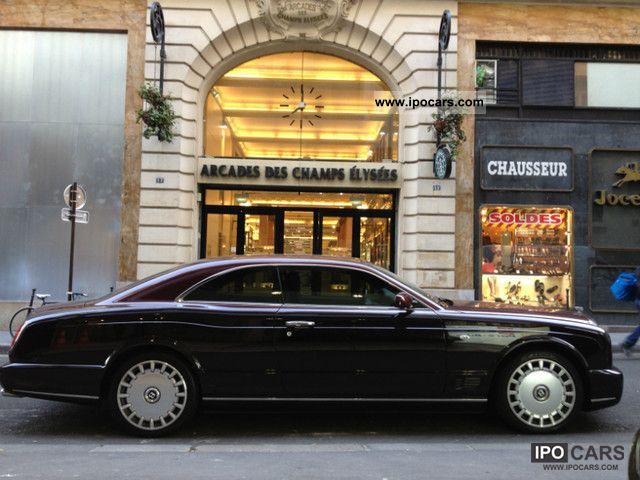 2009 Bentley Brooklands #14