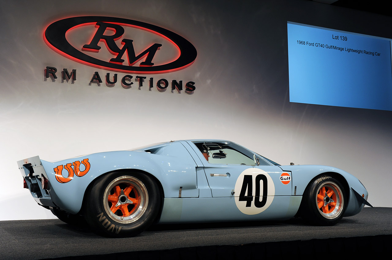 1968 Ford GT 40 #1