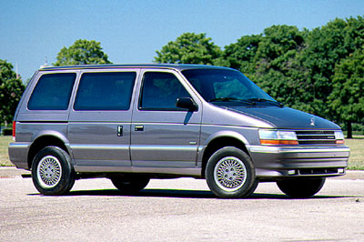 1992 Plymouth Grand Voyager #15