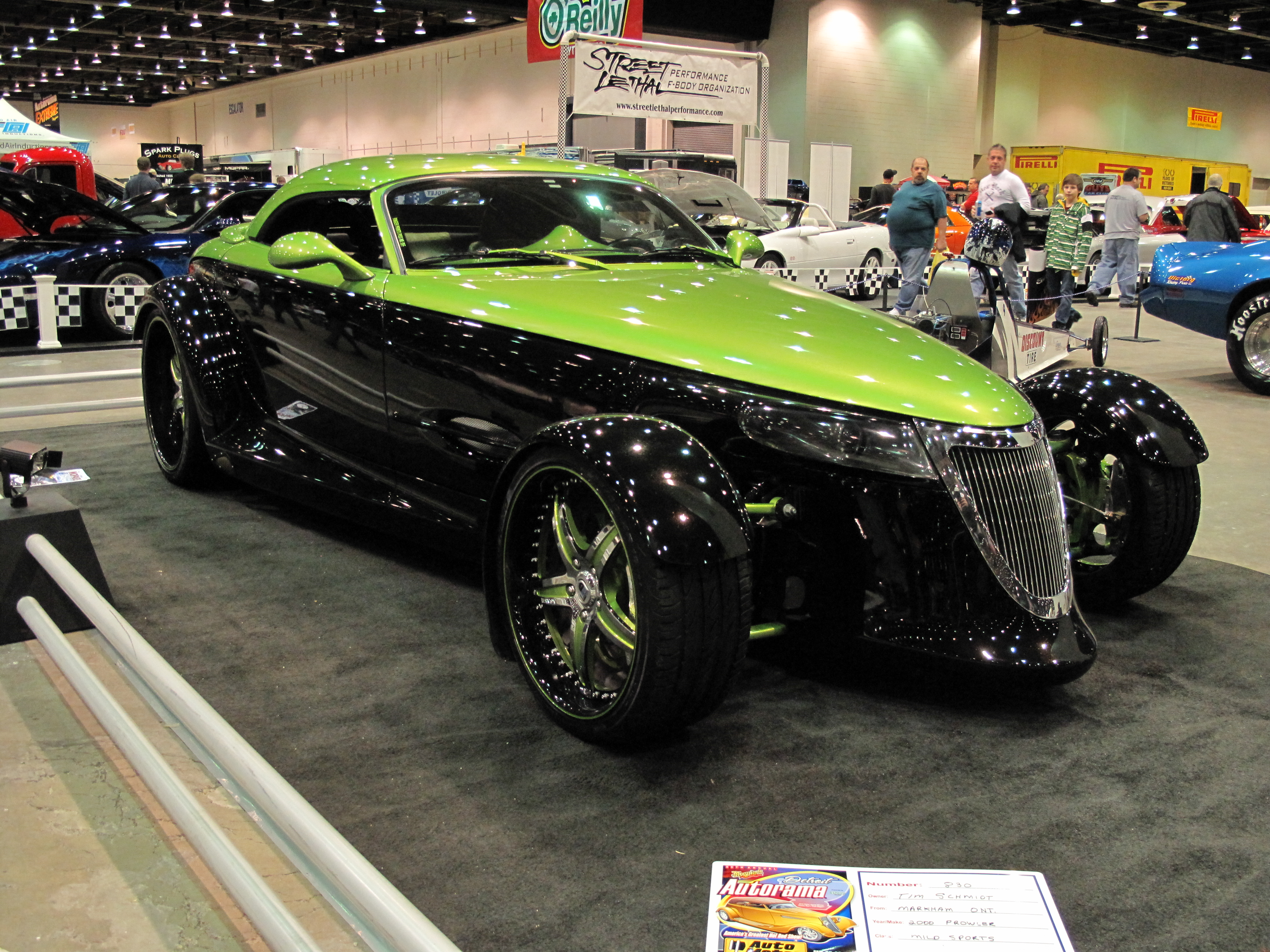 2000 Plymouth Prowler #14