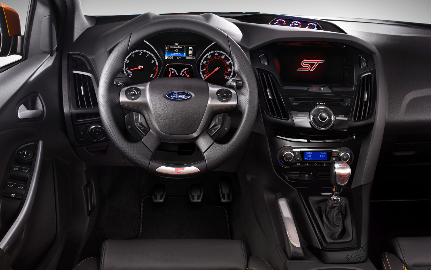 2013 Ford Focus St #11