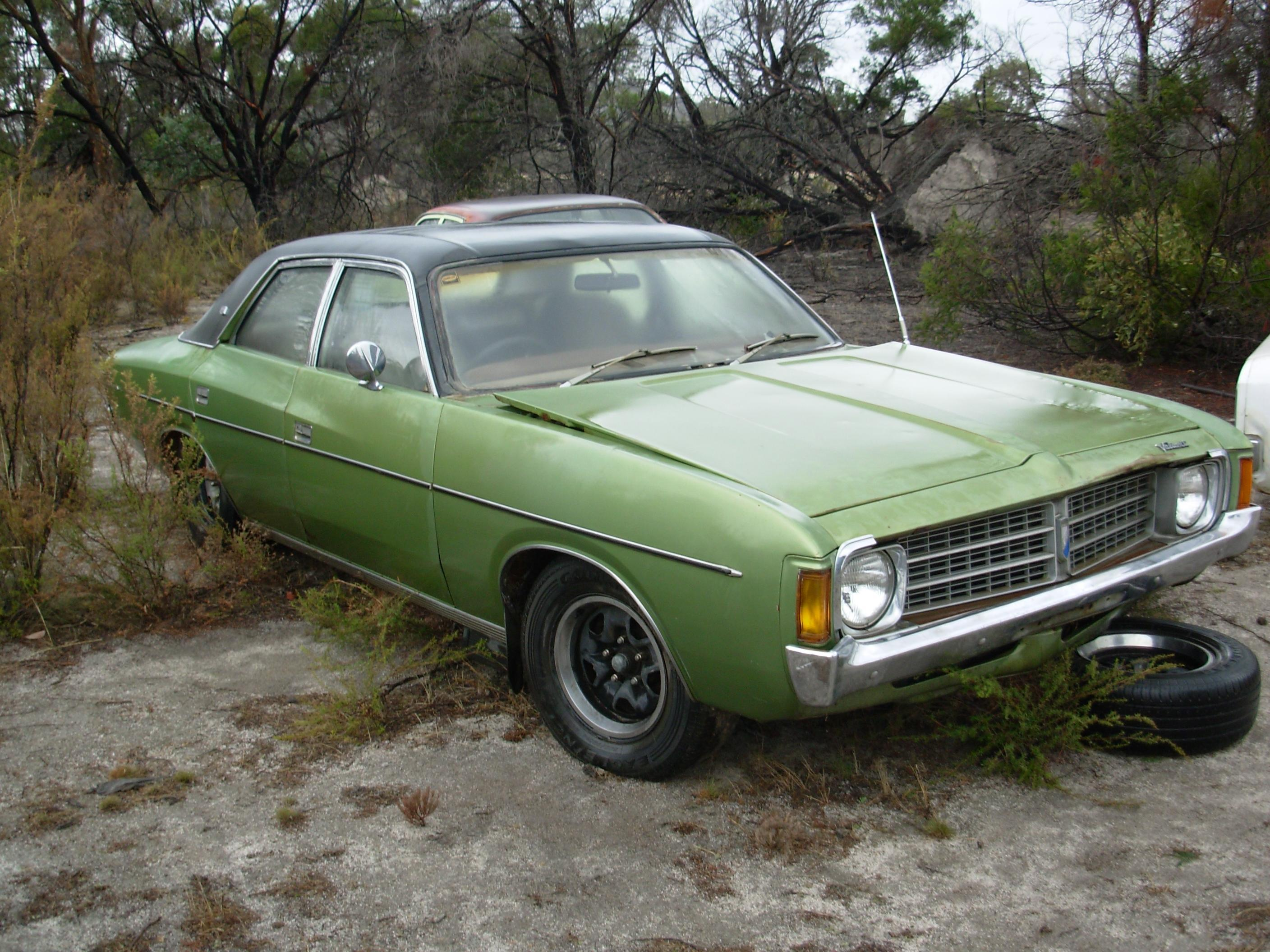 1973 Chrysler Valiant #2