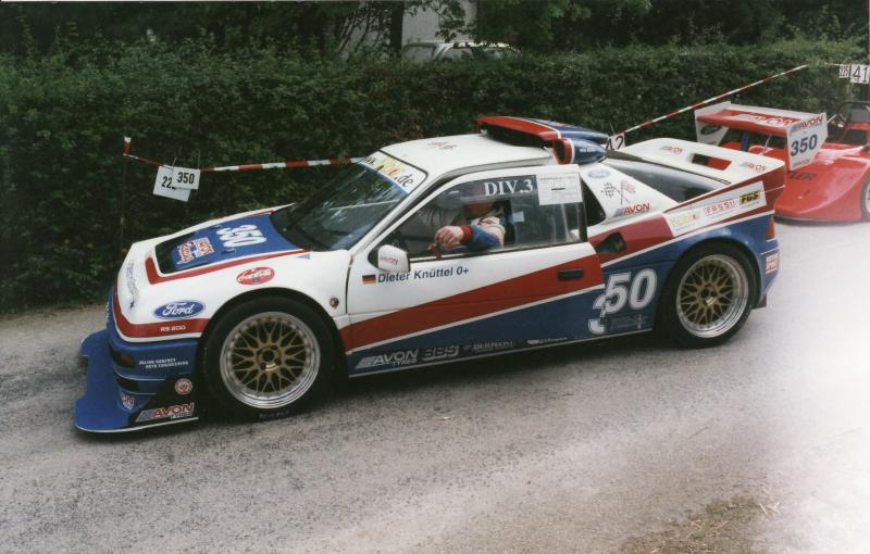 1990 Ford RS 200 #3