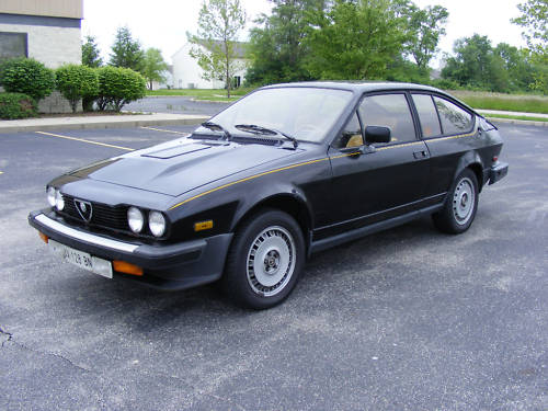 1981 Alfa Romeo Gtv6 Photos Informations Articles Bestcarmag Com