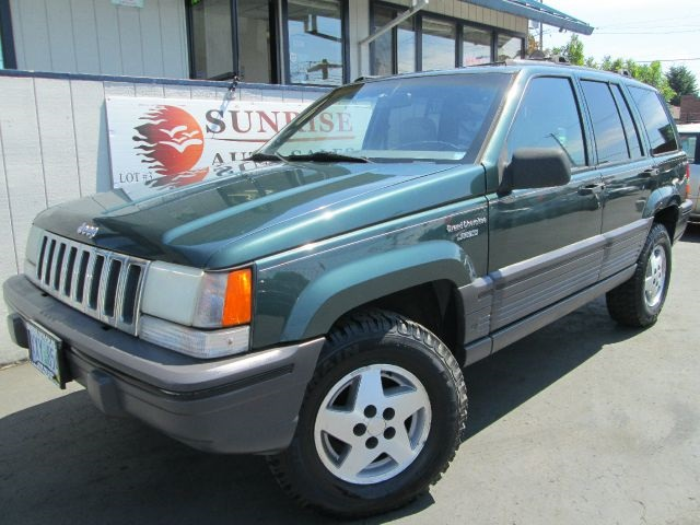 Good 1995 Jeep Grand Cherokee #22