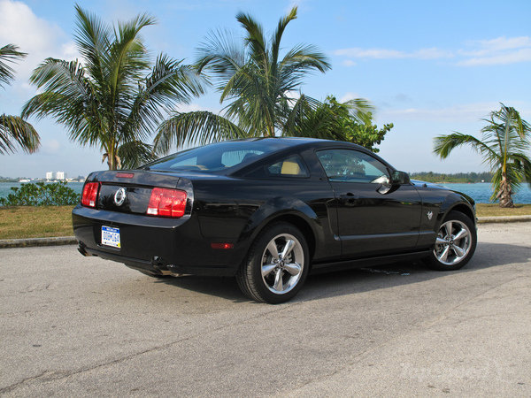 2009 Ford Mustang #14