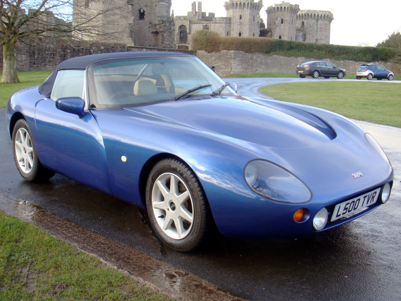 1995 TVR Griffith #16