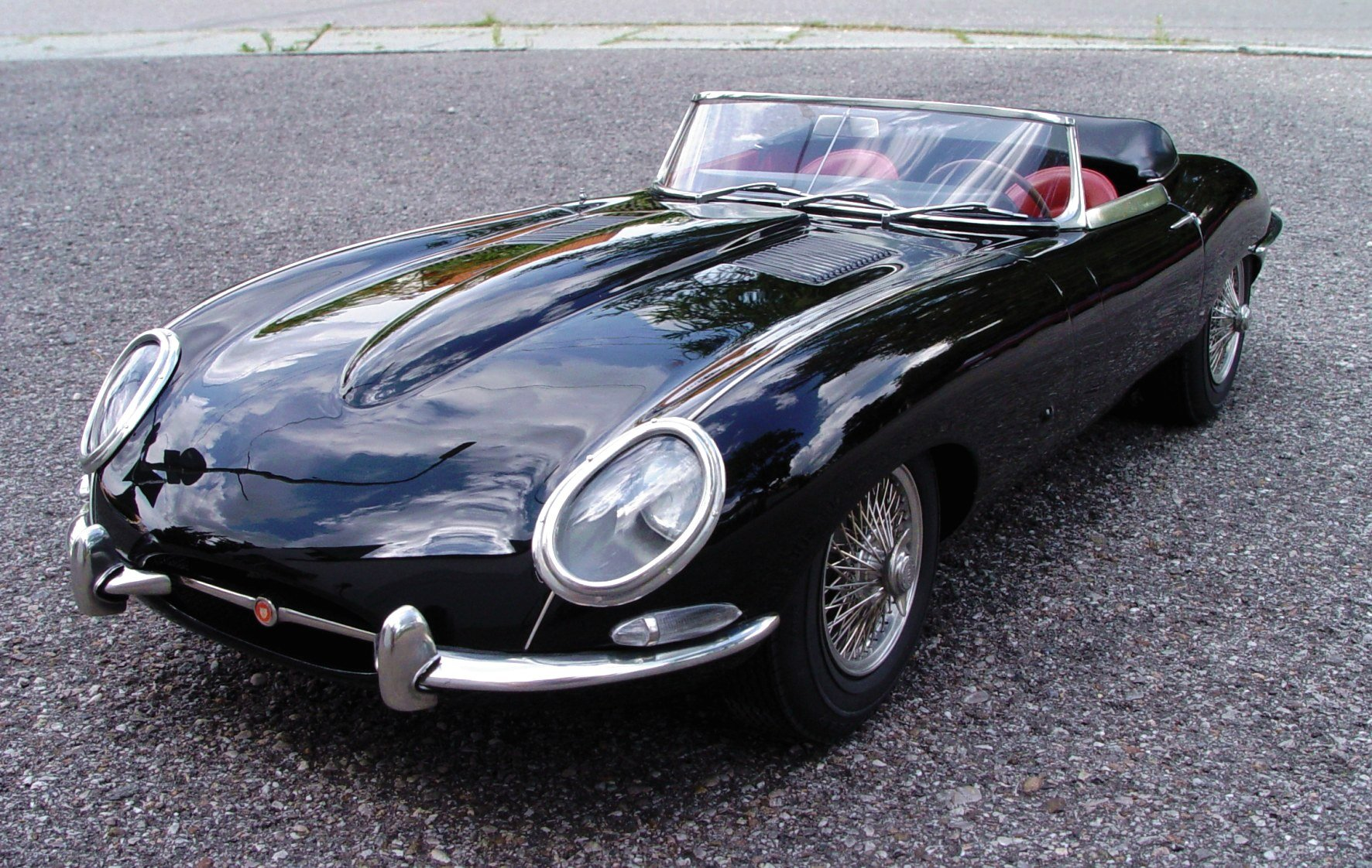 Jaguar E-Type #3
