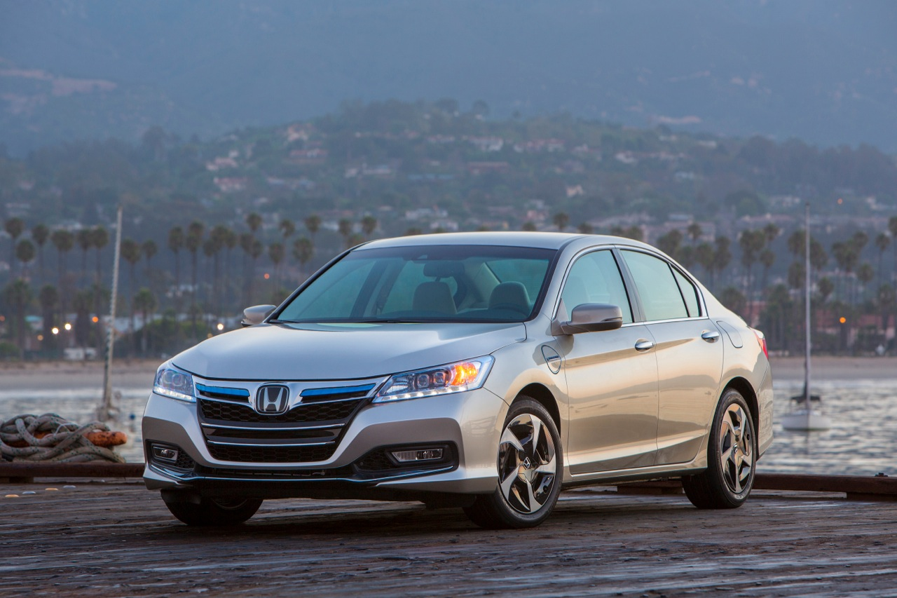 Honda Accord Plug-in Hybrid #8