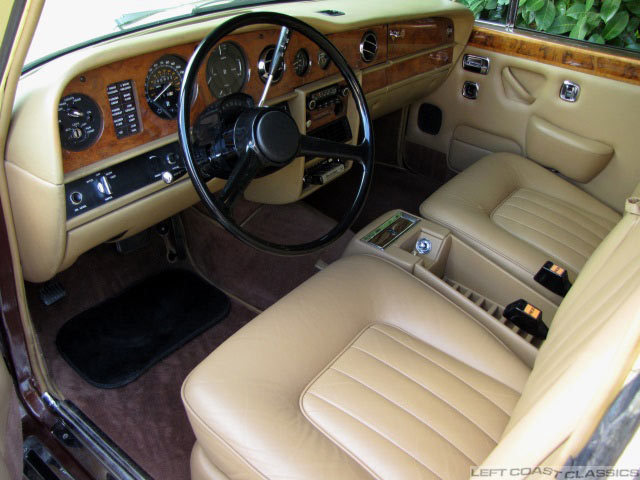 1978 Rolls royce Silver Shadow #8