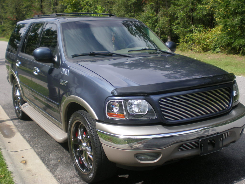 2001 Ford Expedition #13