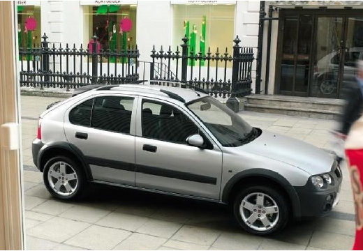 2003 Rover Streetwise Photos Informations Articles Bestcarmag